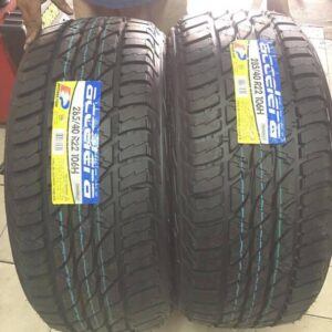 285 40 R22 Accelera All terrain AT Bnew tires