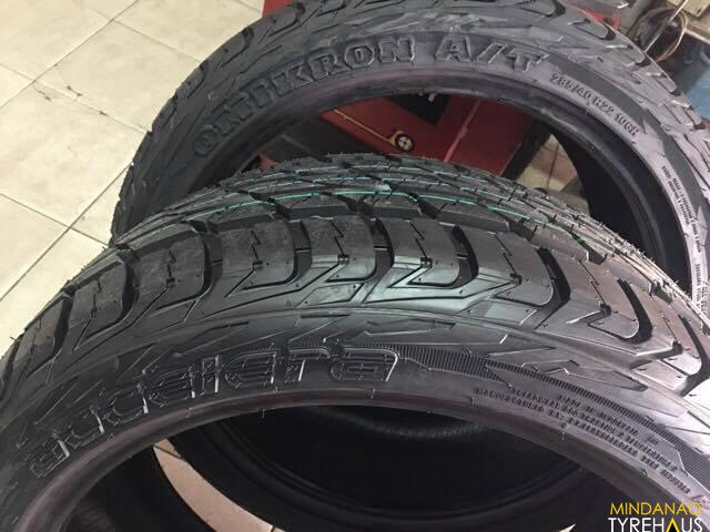 Nitrogen Air For Tires >> 285 40 R22 Accelera All terrain AT Bnew tires | Mindanao Tyrehaus