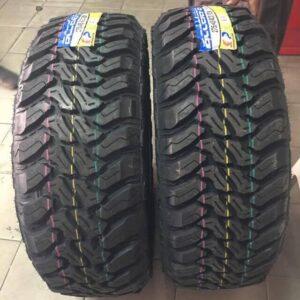 275 45 R22 Accelera Mud terrain Bnew tires