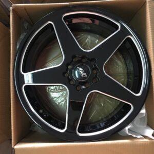 4pcs 15 Viber magwheels 5Holes pcd 100 114