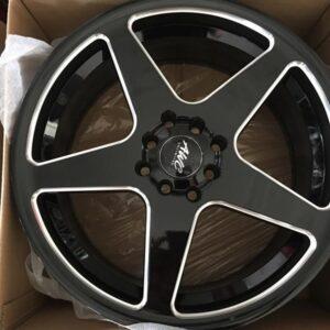 4pcs 17 Viber magwheels 4 Holes pcd 100 114