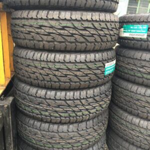 265 70 R16 Bridgestone AT All terrain 697 Brandnew tire
