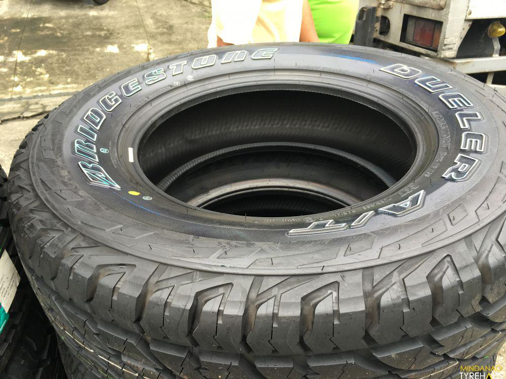 265 70 R16 Bridgestone At All Terrain 697 Brandnew Tire