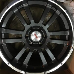 20″TRD ver3 Gunmetal ST017 Bnew mags(6H-PCD139)