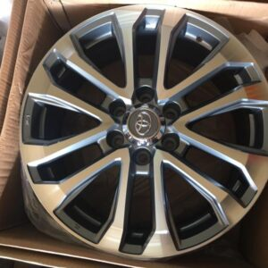 20″ Toyota Aerial Machine face bnew mags(6H-PCD139)