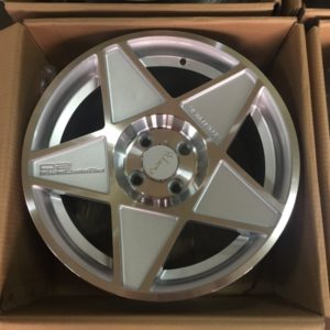 16″ Performa Silver YSM017 bnew mags(4H-PCD100)