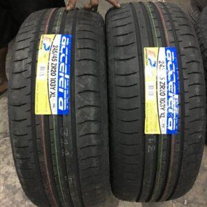 245.45.R20 Accelera Brandnew Tire