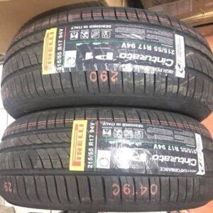 215.55.r17 Pirelli Bnew Tires