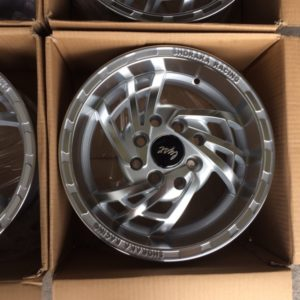 13″Shoraka Lyst 1260 Bnew mags(4H-PCD100-114)