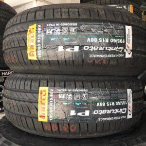 195.60.r15 Pirelli Cinturato Brandnew Tires
