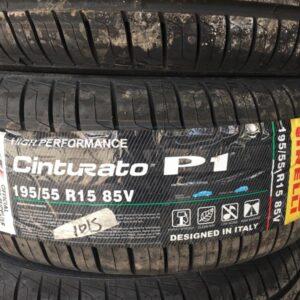 195.55.r15 Pirelli Cinturato Brandnew Tires
