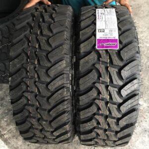 275-55-R20 AMP Terrain Master MT Bnew mud tires