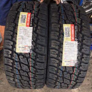 285.50.R20 Nitto Terra Grappler G2 Japan tires