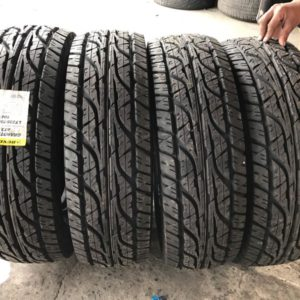 235.75.R15 Dunlop Grandtrek AT3 all terrain