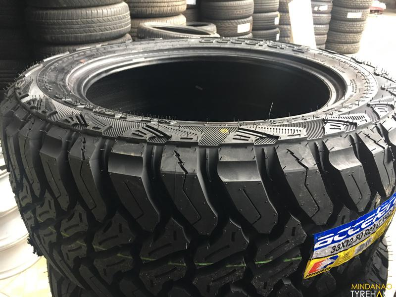 Nitrogen Air For Tires >> 35 x12.5.R20 Accelera MT Mud Terrain Tires | Mindanao Tyrehaus