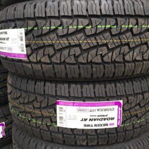 275.55.R20 Nexen Roadian AT Pro All Terrain Bnew Tires