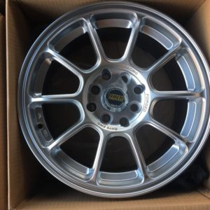 15″ ZE40 Silver bnew mags 4H-PCD100-114 code5102