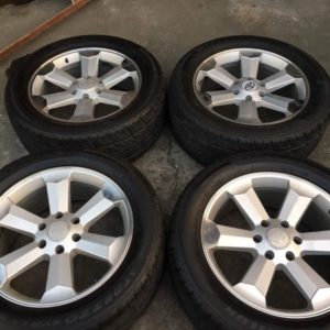 20inch toyota 6spoke design used with 285 50z R20 Sailun