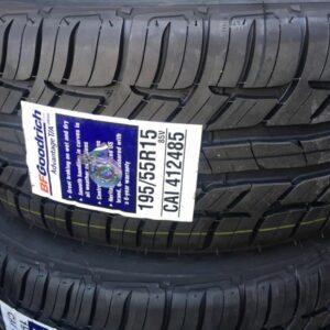 195 55z R15 BF Goodrich bnew tires