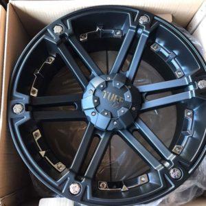 20″ Tuff T01 MIB original Bnew magwheels 6Holes pcd 139