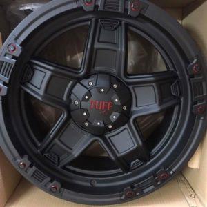 20″ Tuff T10 original Bnew magwheels 6Holes pcd 135-139