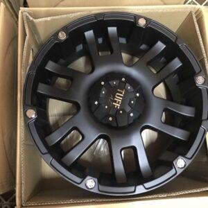 20″ Tuff T04 original Bnew magwheels 6Holes pcd 139
