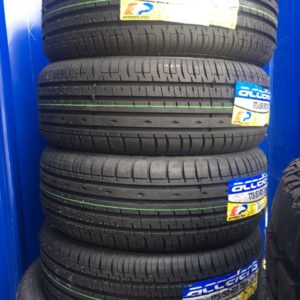 175.50.r15 Accelera Bnew Tires Indonesia made