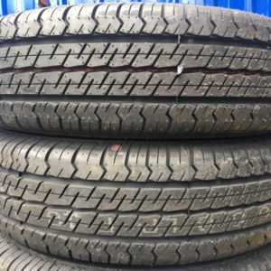 185R14 Accelera Brandnew tires 8ply for Auv