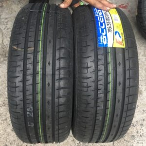 195 55z R15 Accelera alpha bnew tires