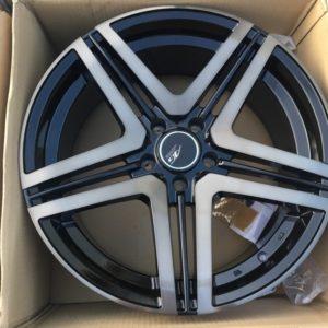 19″Concept AG J325 advanti Bnew magwheels 5Holes pcd 114