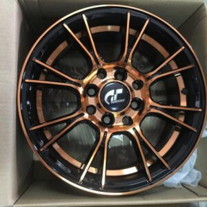 15 GT Turismo D2797 bnew mags 4H pcd 100 114