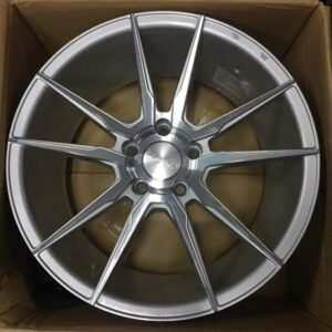 18″ Carver Silver Concept one magwheels 5H pcd 114