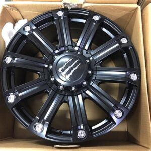 20 P1015 Monster mags 6Holes pcd 139 wheels