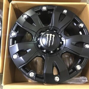 20″ Monster P1016 wheels 6Holes pcd 139