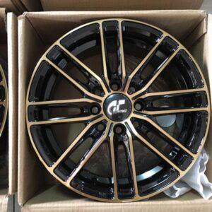 14″ Evo Bronze 3273 bnew magwheels 4H PCD100-114