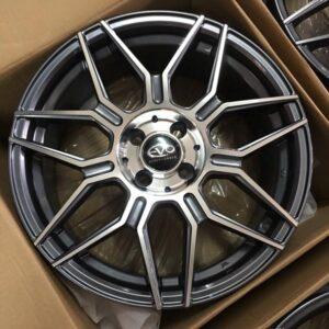 17″ Evo D2794 bnew magwheels 4H PCD100