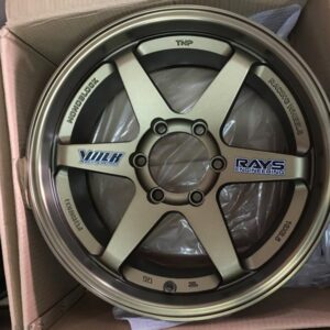 18″ Te37 Bronze Bnew Mags 6Holes PCD139