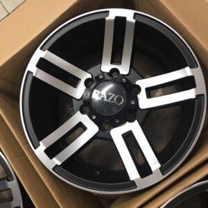 16″ TL5249 Razo magwheels (6Holes pcd 139)