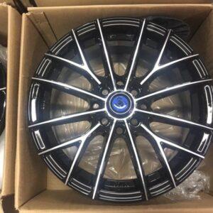 15″ TM4 Bnew magwheels 4holes pcd 100 -114