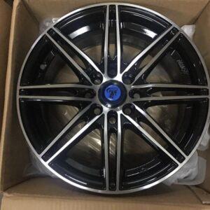 17″ TM1 Bnew magwheels 4holes pcd 100 -114