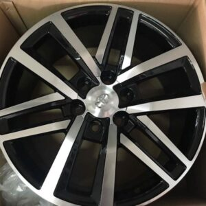 20″ Fortress 4th gen Fortuner design Brandnew mags 6Holes PCD139