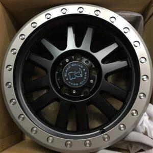 17 Blackrhino Tanay Magwheels 5Holes PCD 127 Jeep Rubicon fitment