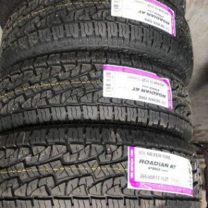 265-65-r17 Nexen AT all terrain Bnew Tires