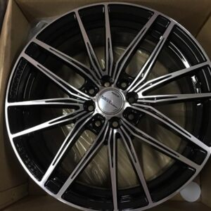 "17""DM068 CR meister work design Bnew mags 4Holes pcd 100-114"