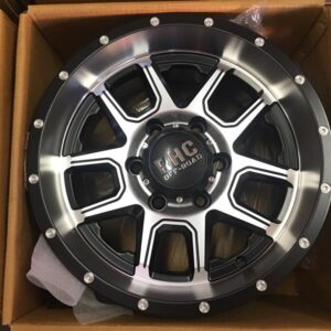15 RHC offroad P5296 bnew mags 6holes pcd 139