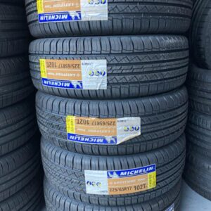 225.65.r17 Michelin latitude tour bnew Tires