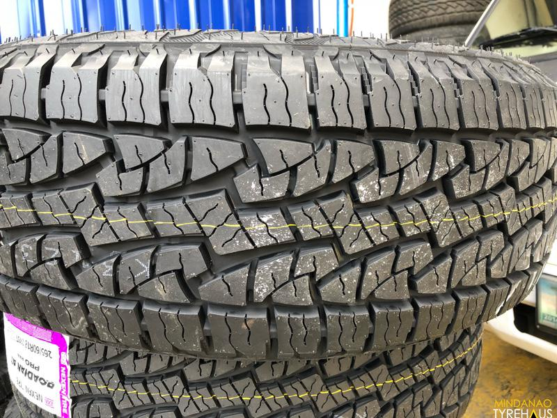 Nitrogen Air For Tires >> 265-60-r18 Nexen All Terrain Bnew Tires | Mindanao Tyrehaus