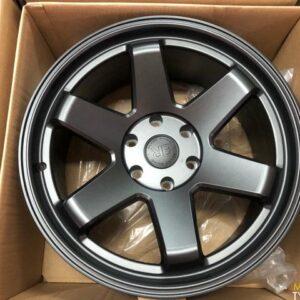 20″ Blackrhino Roku black 6Holes pcd 139 magwheels