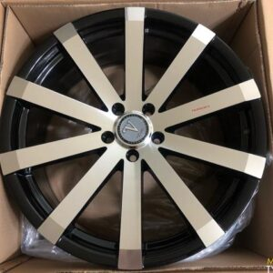 20″  Vw12AN Polish Bnew Mags 5Holes PCD 114