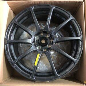 17″ Advan RS STW244 Gray 4Holes pcd 100 n 114 bnew magwheels